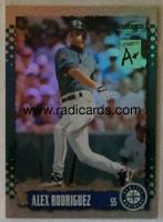 Alex Rodriguez 1995 Score Contest Redemption #AD1