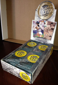 1995 Ultra Series 2 Baseball Box