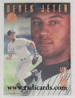 Derek Jeter 1996 Studio #33 Bronze Press Proof /2000