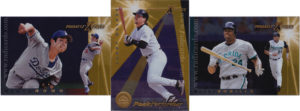 1997 Pinnacle X-Press Baseball Men of Summer