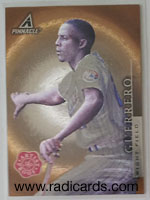 Vladimir Guerrero 1998 Pinnacle #PP55 Artist's Proof