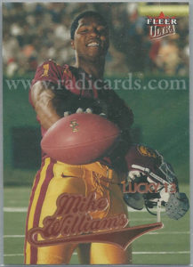 Mike Williams 2004 Ultra #209