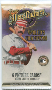 2013 Topps Allen & Ginter Baseball Pack