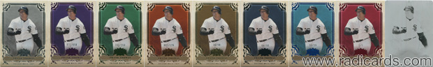 Frank Thomas 2013 Topps Triple Threads #87