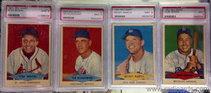 2015 NSCC 1954 Red Heart PSA Lot