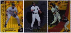 Frank Thomas baseball cards