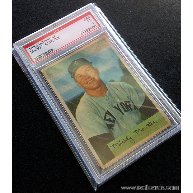 Fitted PSA Graded Card Bags