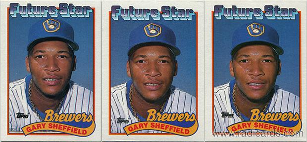 1989 Topps Baseball