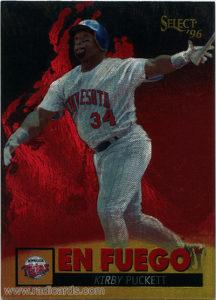 1996 Select En Fuego