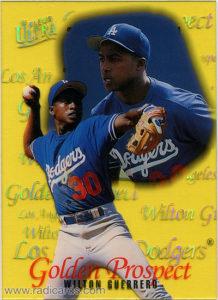 1996 Ultra Golden Prospects Hobby Baseball