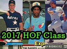 2017 Baseball HOF Election Class