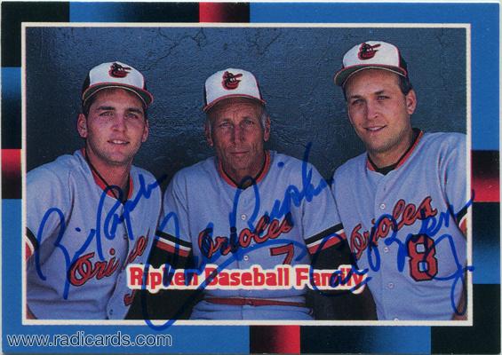 Ripken Baseball Family 1988 Donruss #625