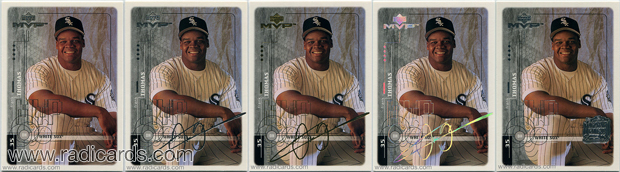1999 Upper Deck MVP Baseball Cards