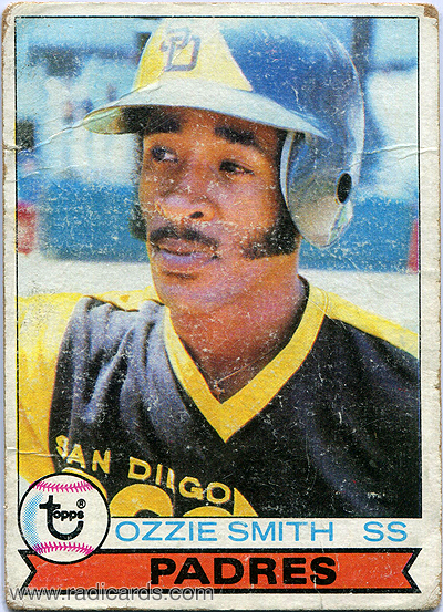 Ozzie Smith 1979 Topps #116