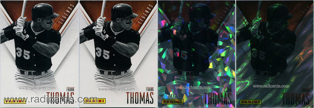 2014 Panini Father's Day Legends Sports Cards
