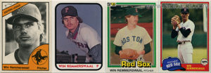Win Remmerswaal Baseball Cards