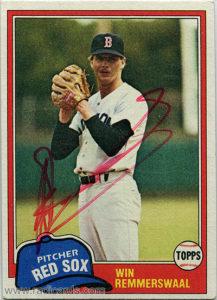 1981 Topps Baseball