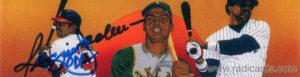 1990 Upper Deck Heroes Reggie Jackson AU
