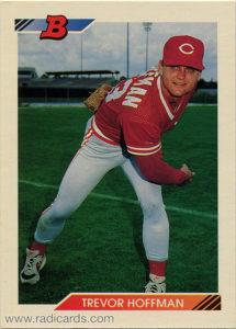 Trevor Hoffman 1992 Bowman #11