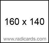 Radicards Ad Spot 160x140