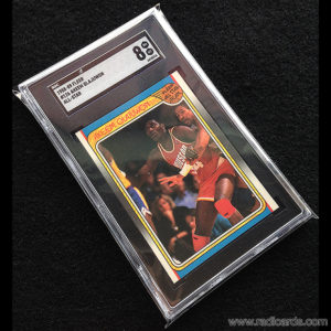 Fitted SGC Graded Card Bags