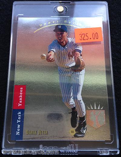 Derek Jeter 1993 SP #279