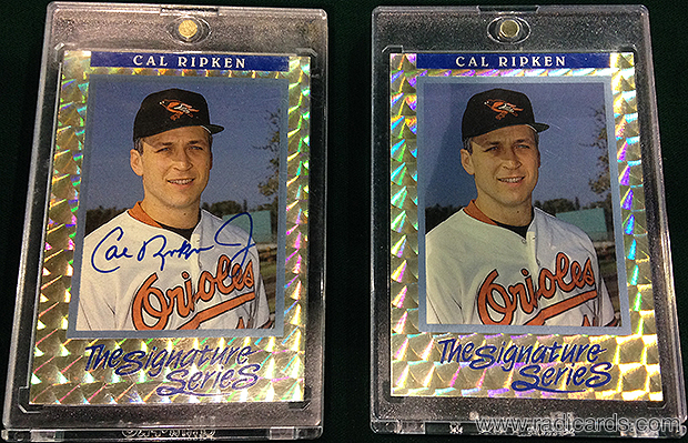 Cal Ripken Jr. 1992 Donruss Elite