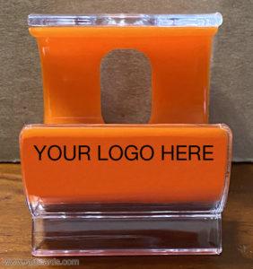 Branded Card Stand: Prototype v11