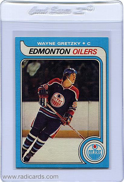 Wayne Gretzky 1979-80 Topps #18