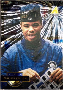 Ken Griffey, Jr. 1994 Pinnacle #100 Museum Collection