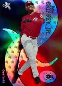 Ken Griffey, Jr. 2000 E-X #5