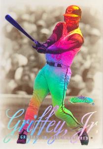 Ken Griffey, Jr. 2000 Fleer Showcase #30 Legacy Collection /20