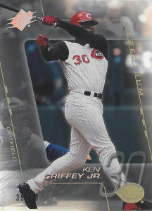 Ken Griffey, Jr. 2001 SPx #85 Spectrum /50