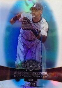 Derek Jeter 2006 Topps Triple Threads #55 Sapphire /25