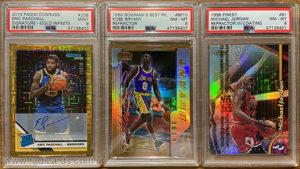 Eric Paschall, Kobe Bryant, Michael Jordan