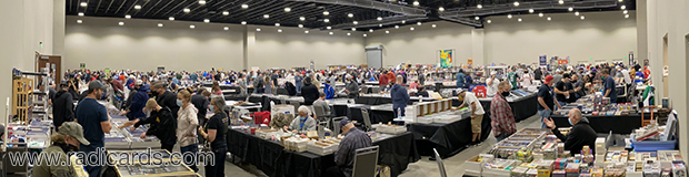 Dallas Card Show | January 29-31, 2021