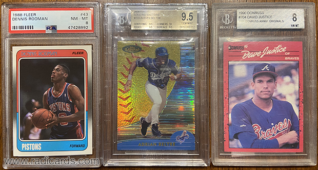 Dallas Card Show | Graded Stuff