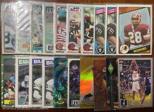 Dallas Card Show   Basketball & Football Pickups