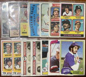 Dallas Card Show | Vintage Pickups