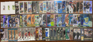 Dallas Card Show   1990s Inserts and Other Stuff